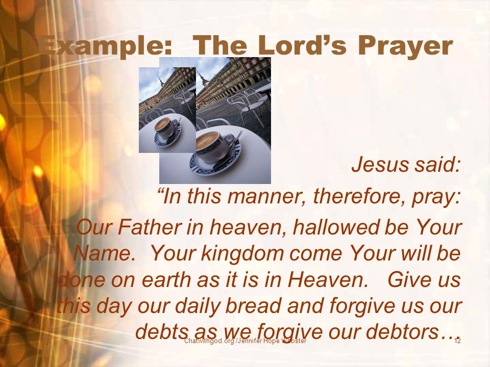 """11 4. SUPPLICATION """"To ask for humbly or earnestly, as by praying; make a humble entreaty to."""" ~Psalm 142:1-3 """"…I pour out my complaint before Him; be"""