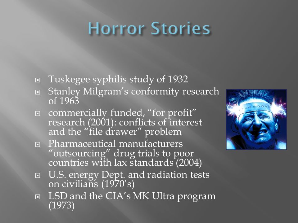  More than 100 boys living in an orphanage were fed Quaker Oats with radioactive iron and calcium in the 1950 s.