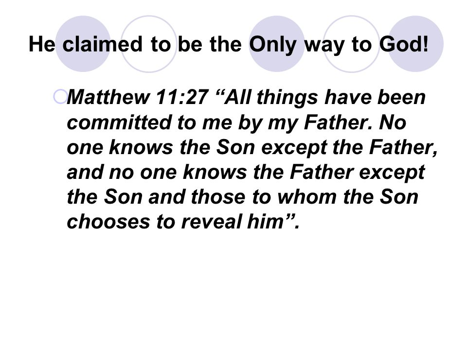 He claimed the right to receive worship from men.