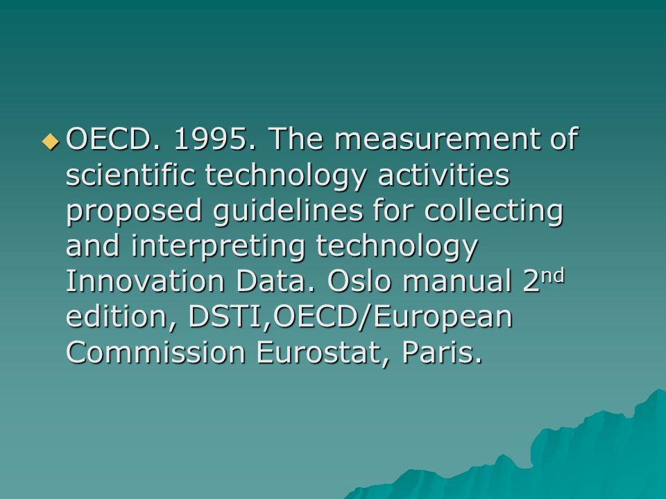  OECD. 1995.
