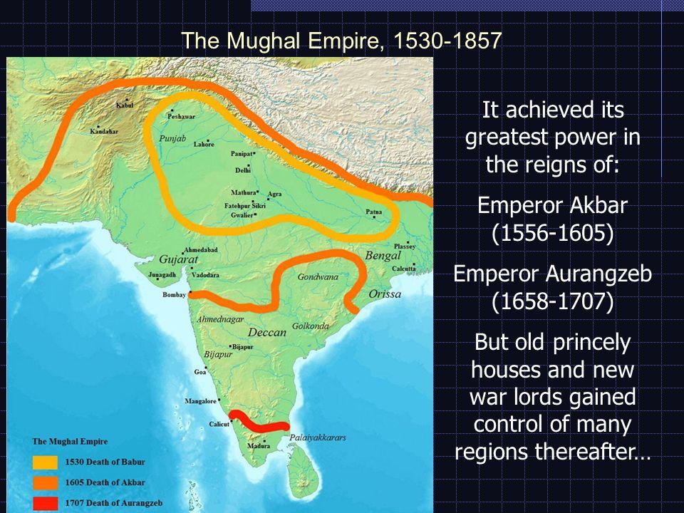 Bahadur Shah II, the last Mughal Emperor Nana Sahib, whom the British refused to recognize as Maharaja of Cawnpore