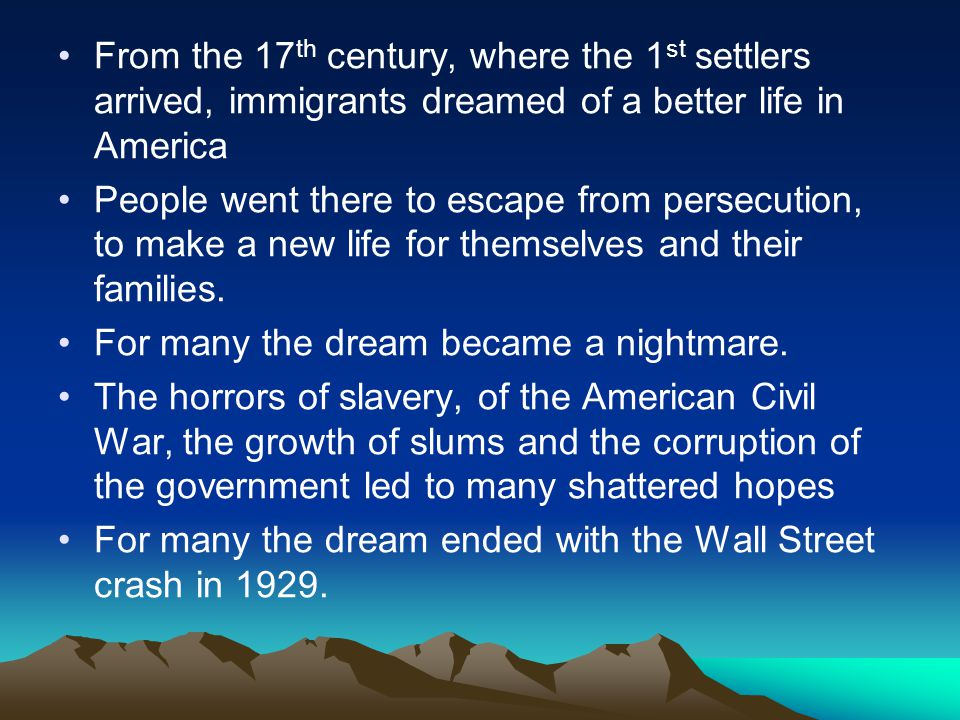This was the start of the Great Depression that would affect the whole world during the 1930's.