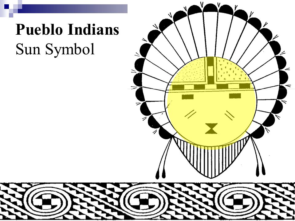 Hopi Indians believe the Sun is the emissary of the Great Spirit, without which all life on Earth would perish.