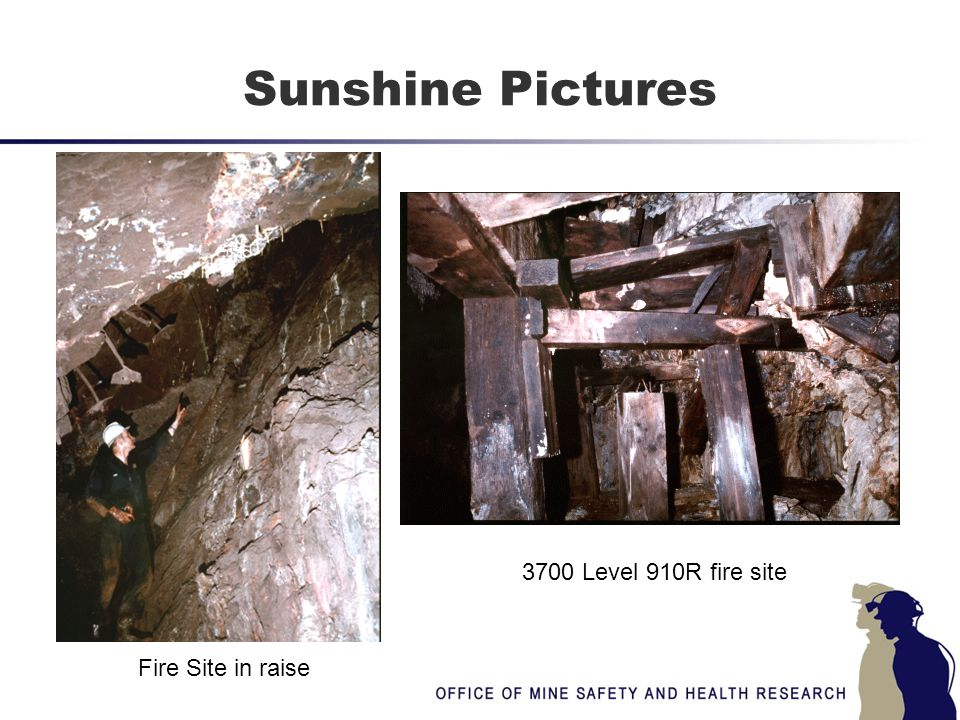 Sunshine Pictures Fire Site in raise 3700 Level 910R fire site
