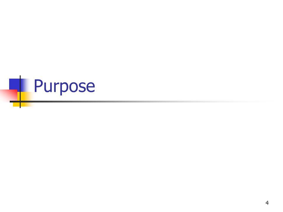 4 Purpose
