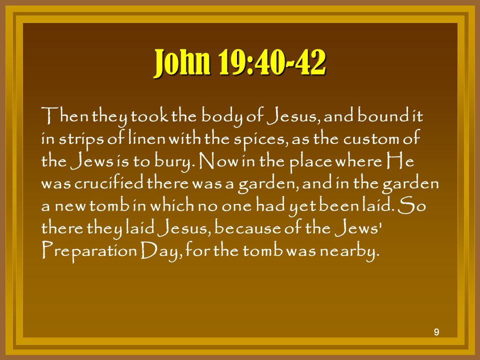10 John 3:1-3 There was a man of the Pharisees named Nicodemus, a ruler of the Jews.