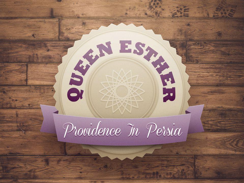 Esther: Queen of Susa