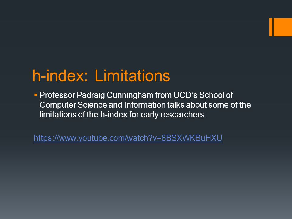 Citation Databases  Thomson Reuters' ISI Web of Science  Elsevier's Scopus  Google Scholar