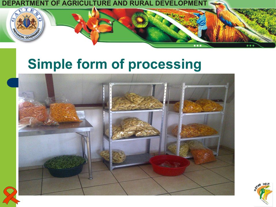 Simple form of processing 5