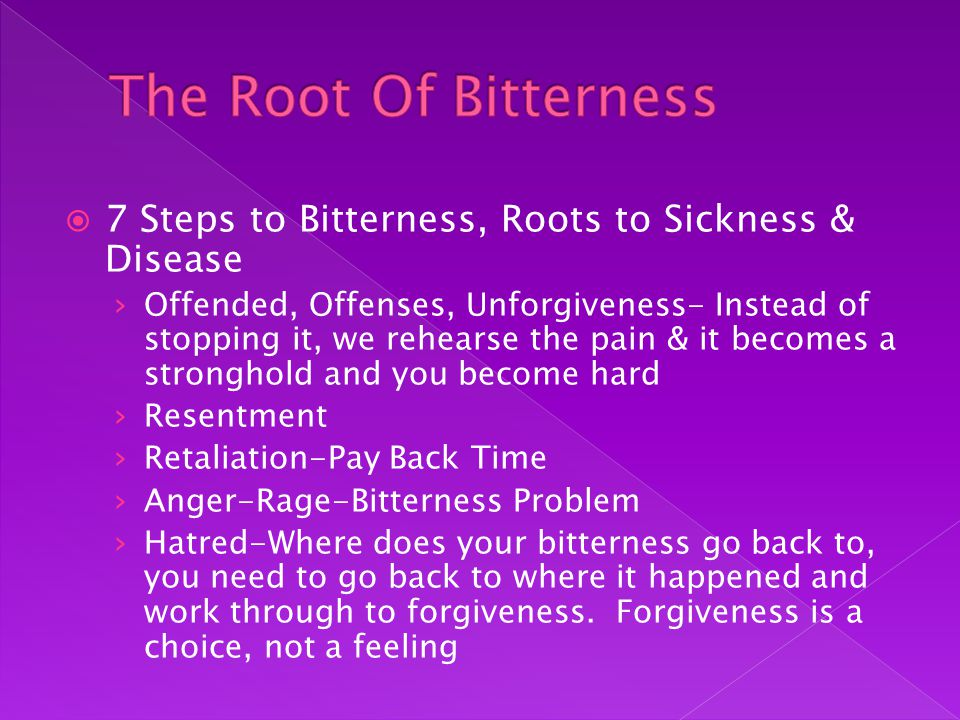  7 Steps to Bitterness, Roots to Sickness & Disease Continued › Elimination Process-Violence › Murder-Real or Tonque (LaShon Hara), Eye Hara (Evil looks i.e.