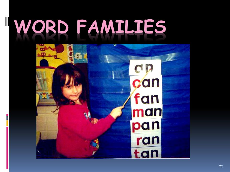 Root Words  Students learn high-frequency roots from the Latin or Greek root list  Students collect words with the roots and learn their meanings 76