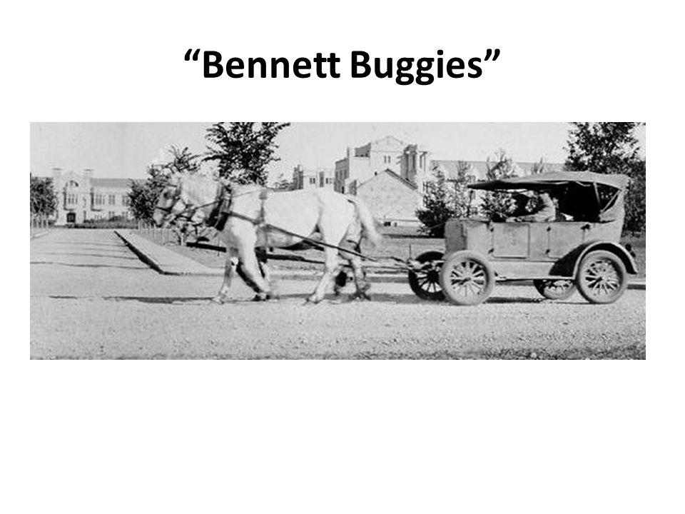 Bennett Buggies