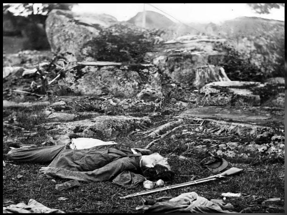 Gettysburg was the last stand for the Confederates and drastically changed the war thereafter.