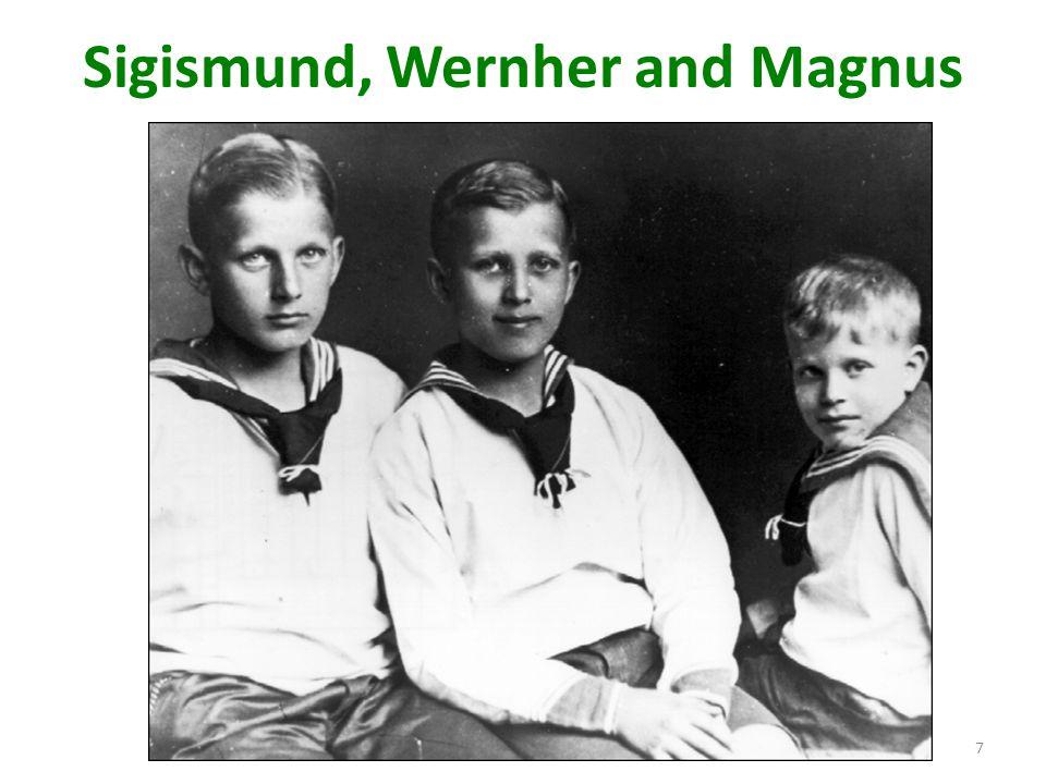 Sigismund, Wernher and Magnus 7