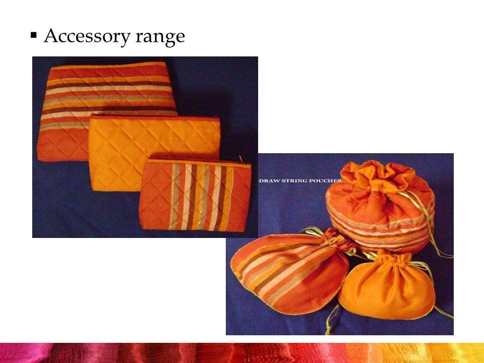  Accessory range