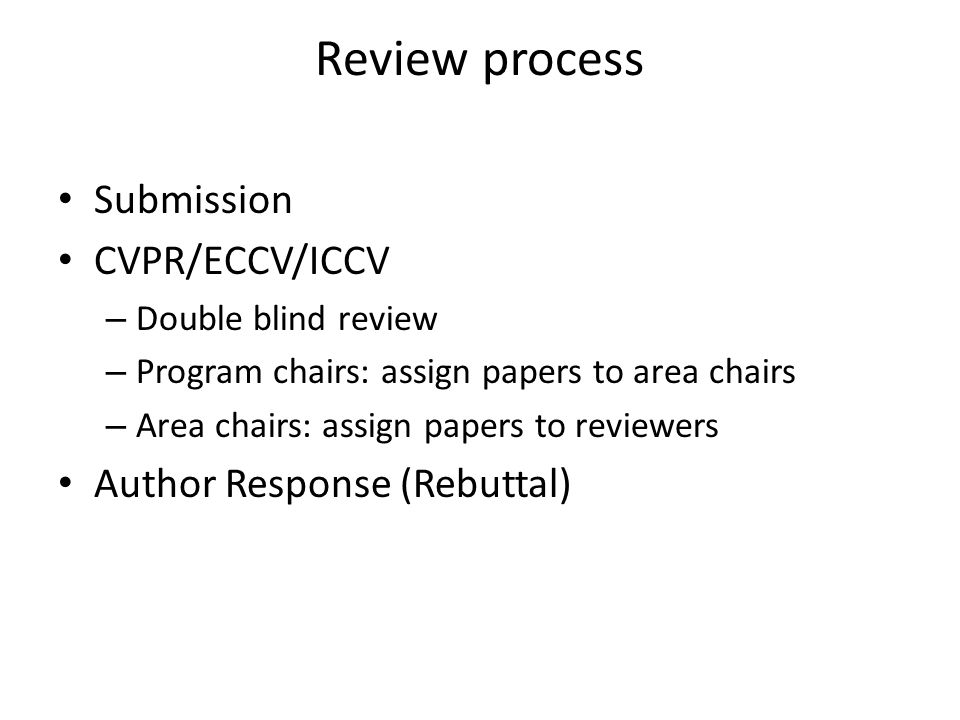 Put yourself as reviewer What are the contributions.