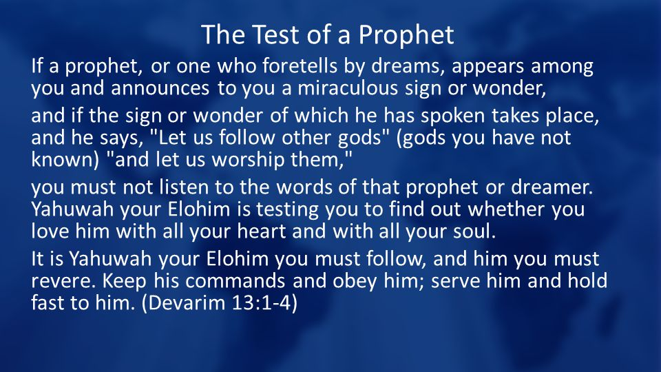 To Not Believe = To Not Obey Then they despised the pleasant land; they did not believe his promise.