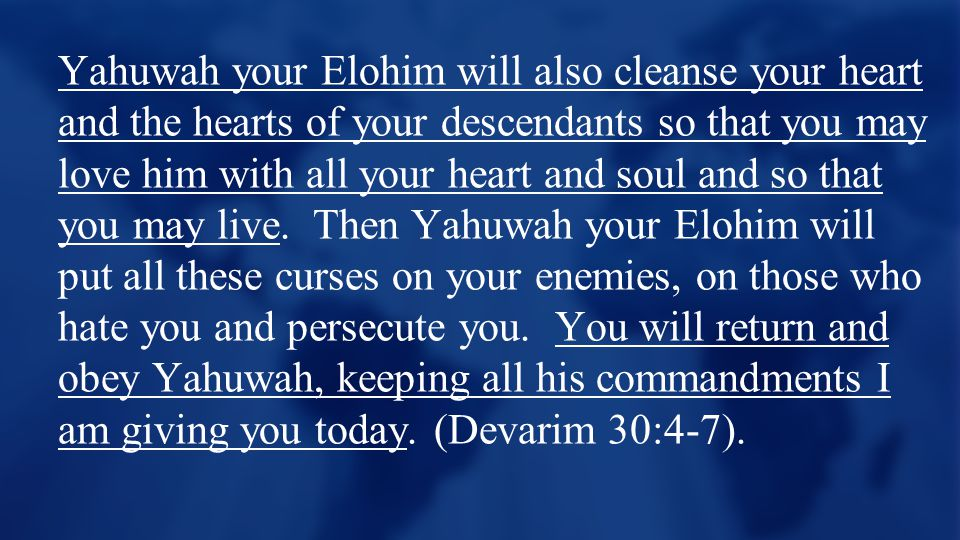 Works of the Law These works which are defined as an action, deed, work; precedent are not the same as the works of obeying Elohim s commandments.