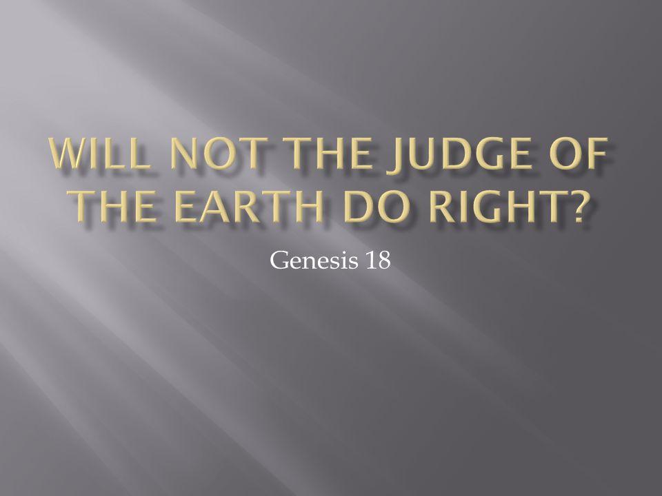 Genesis 18