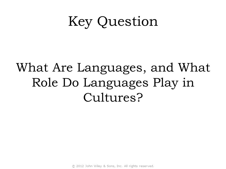 Language is a set of sounds and symbols that is used for communication.