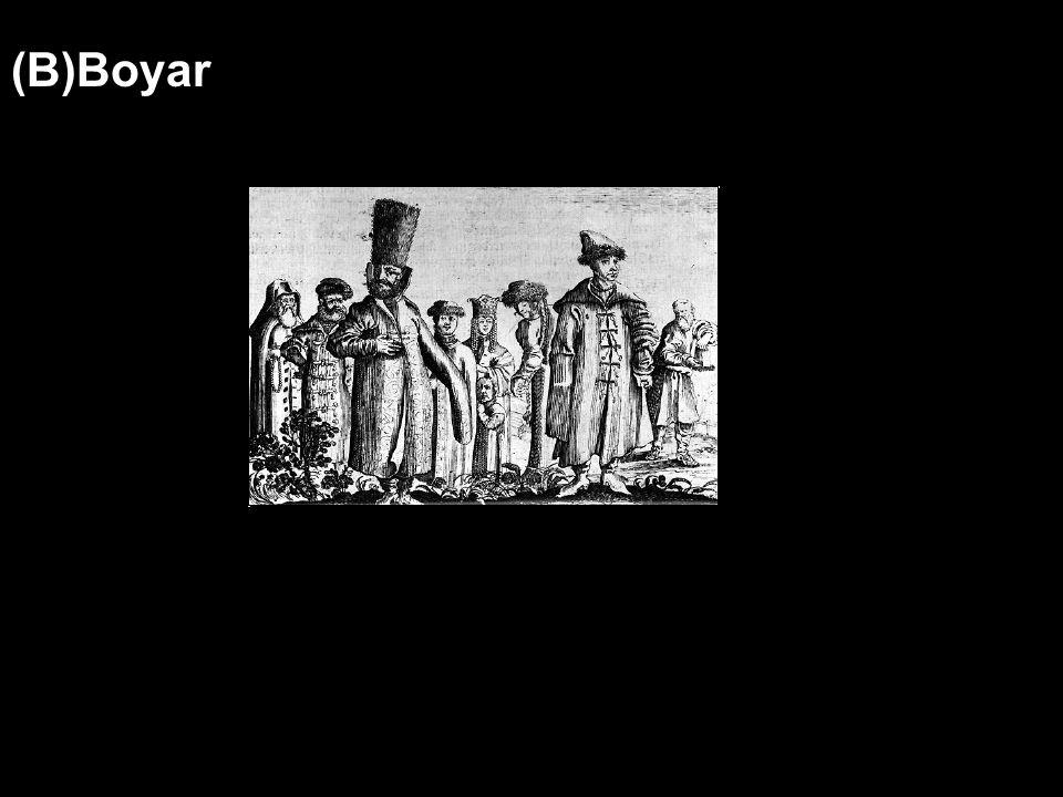 (B)Boyar