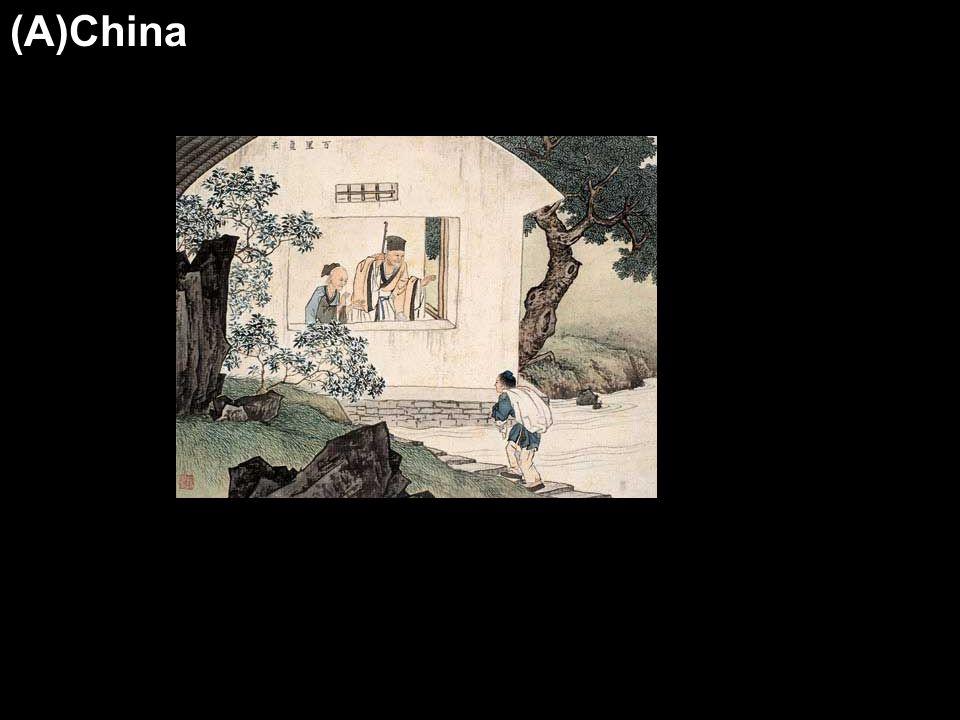 (A)China