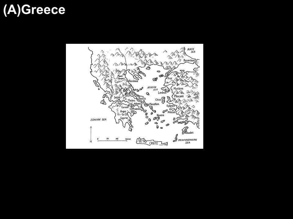 (A)Greece