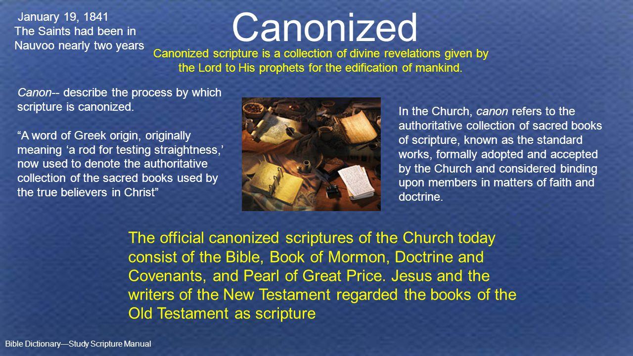Changes in Scriptures: Elder Boyd K.