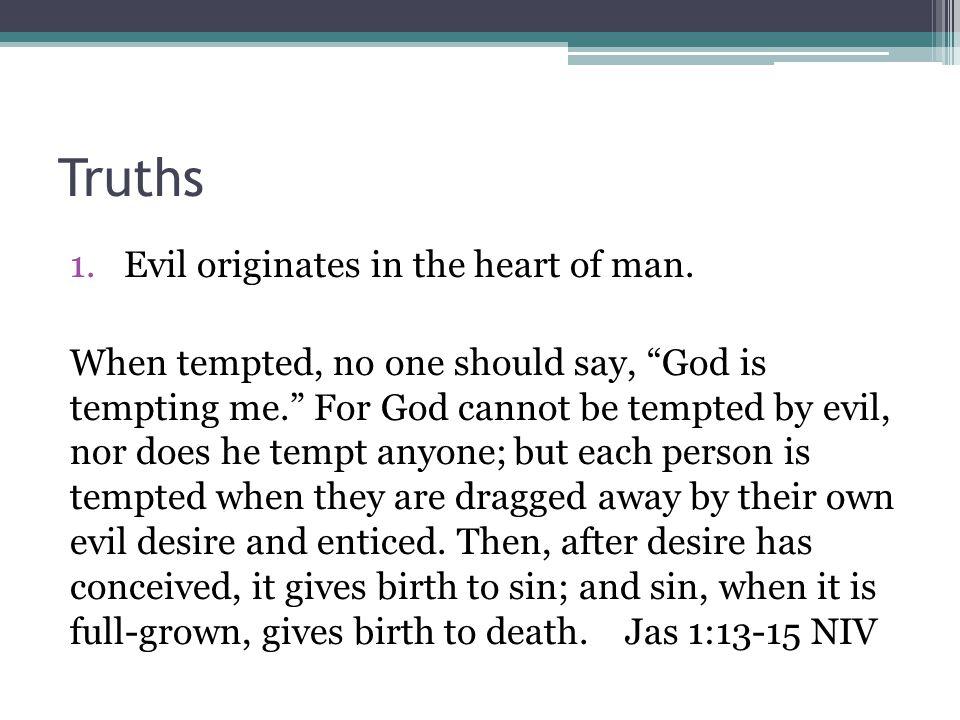 Job 1:6-22 NIV 9 Does Job fear God for nothing? Satan replied.