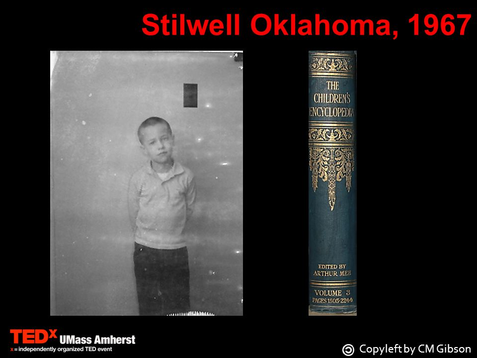 Stilwell Oklahoma, 1967 Copyleft by CM Gibson