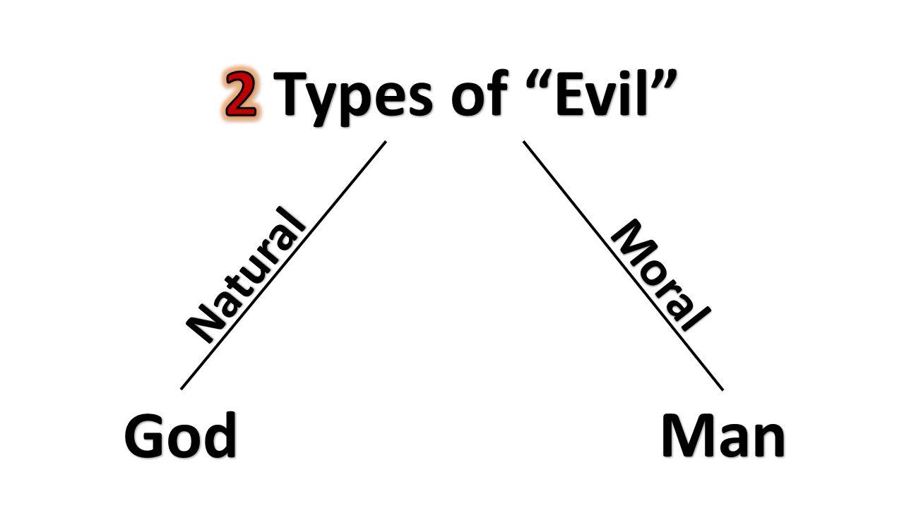 God Man Natural Moral