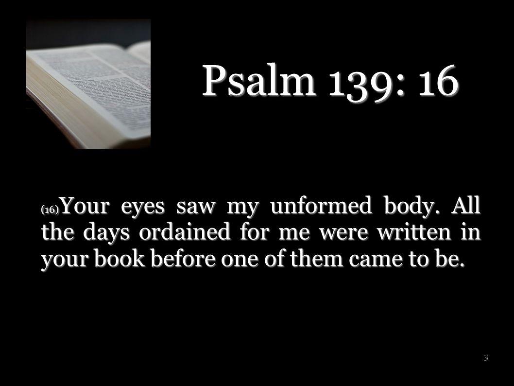 14 Three Ways We Know God Loves Us: 1.God created us 1.