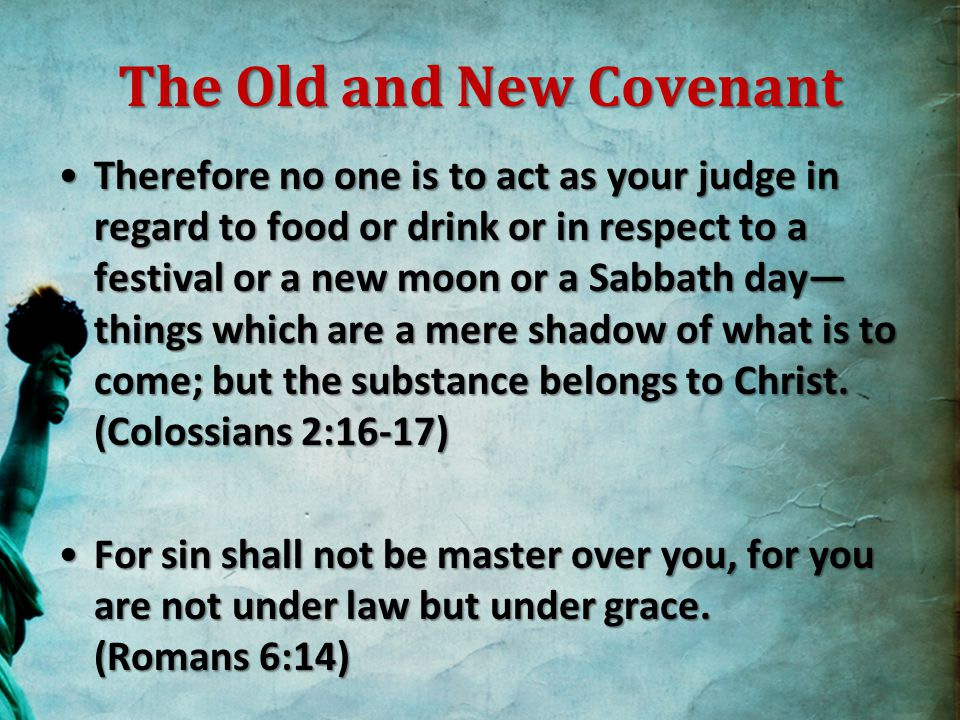Free from the Law Therefore, my brethren, you also were made to die to the Law through the body of Christ, so that you might be joined to another, to Him who was raised from the dead, in order that we might bear fruit for God.