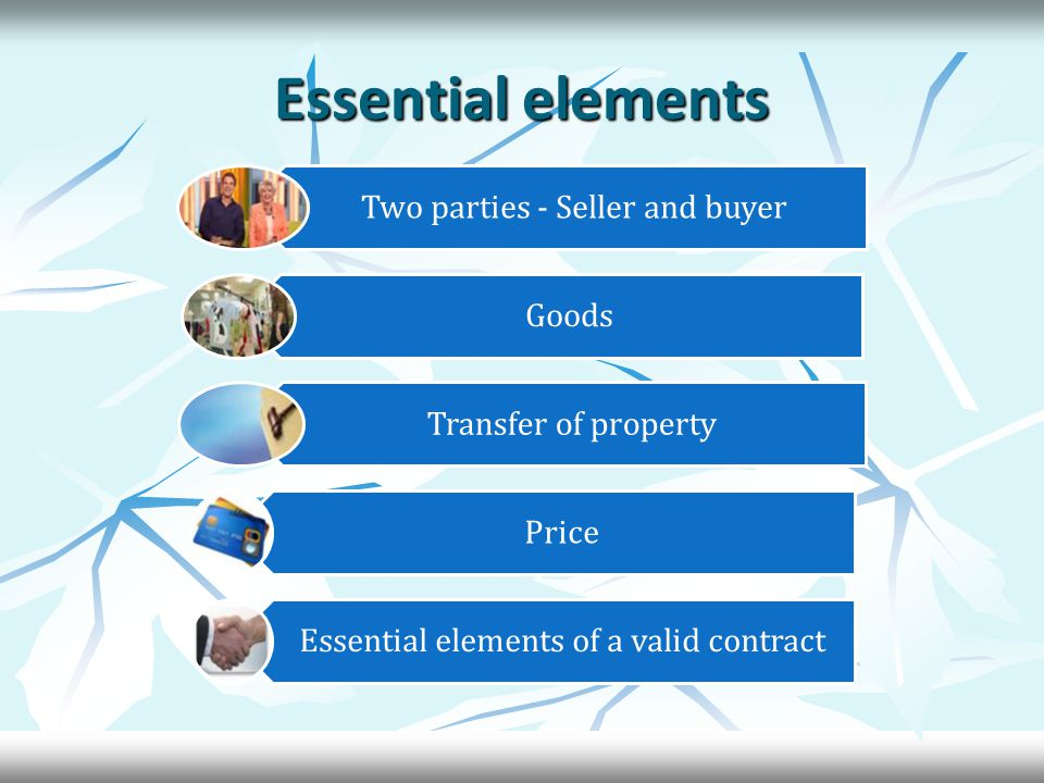 Perishing of goods The possible causes of perishing of goods:- The possible causes of perishing of goods:- 1.