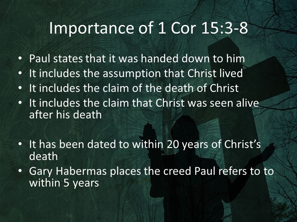 Was Jesus An Historic Person.