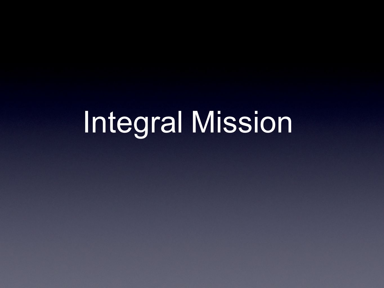 Integral Mission