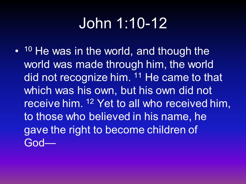 Author: John the Apostle Eye witness to the life and ministry of Jesus John 21:24 This is the disciple who testifies to these things and who wrote them down.
