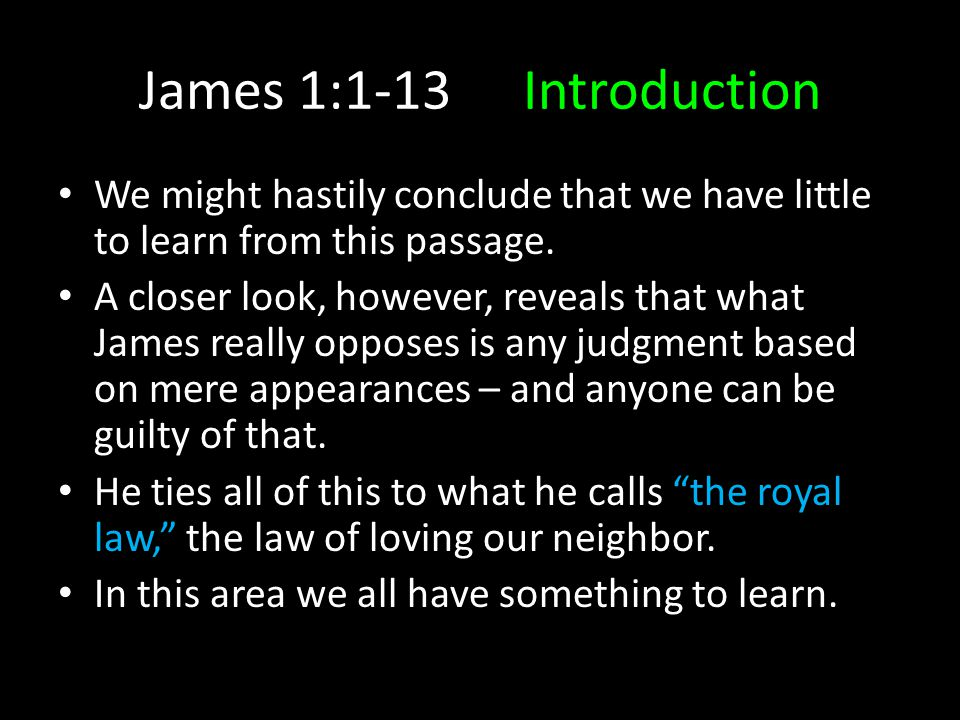 God's Perspective2:5-7 Consider also the example of Israel as a distinct nation.