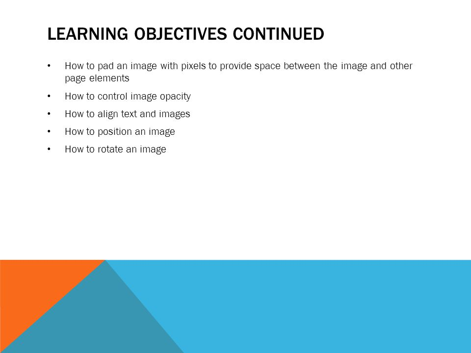 POSITIONING IMAGES AT ABSOLUTE LOCATIONS