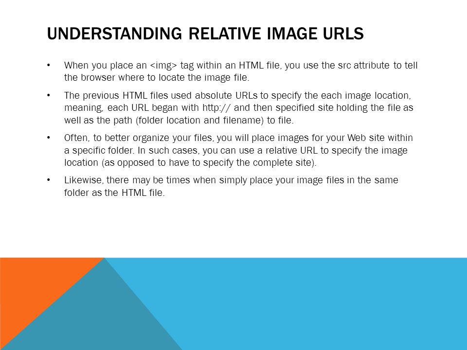 RELATIVE URL EXAMPLE