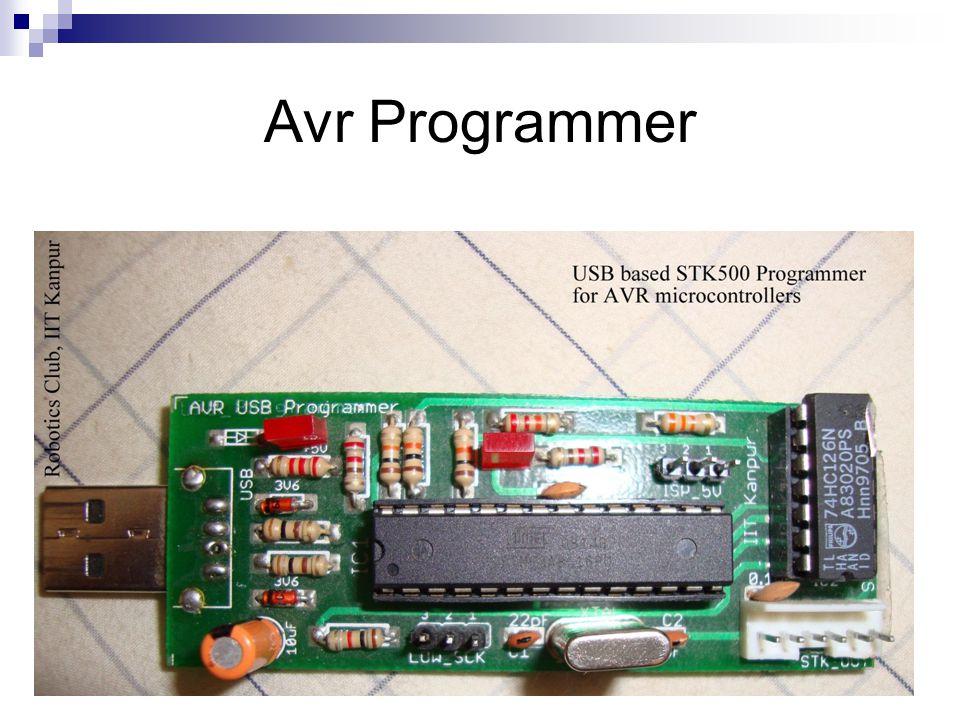 Avr Programmer