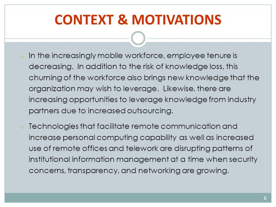 7 o Agencies need proven, cost-effective strategies to navigate these changes and demonstrate the capacity to be high-performing, responsive, and agile organizations.