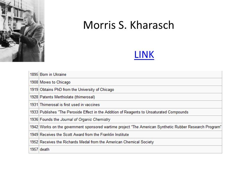 Morris S. Kharasch LINK