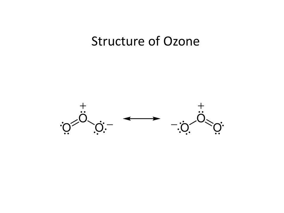 Structure of Ozone