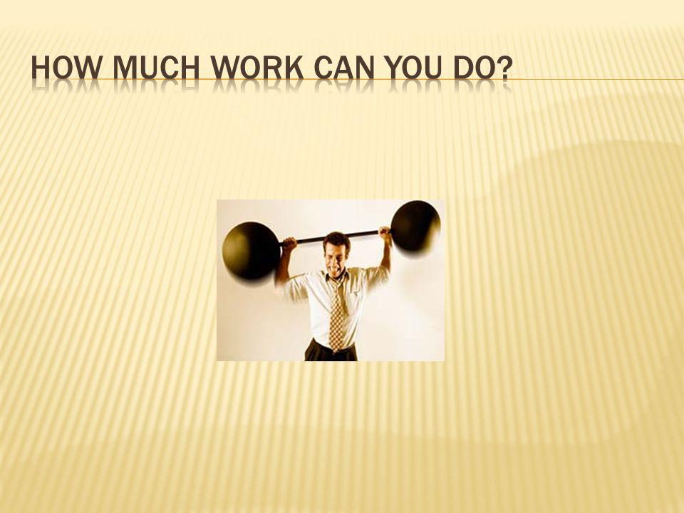 Force = weight = 1200N Work = F x d = 1200 x 2.5 Work = 3000 J