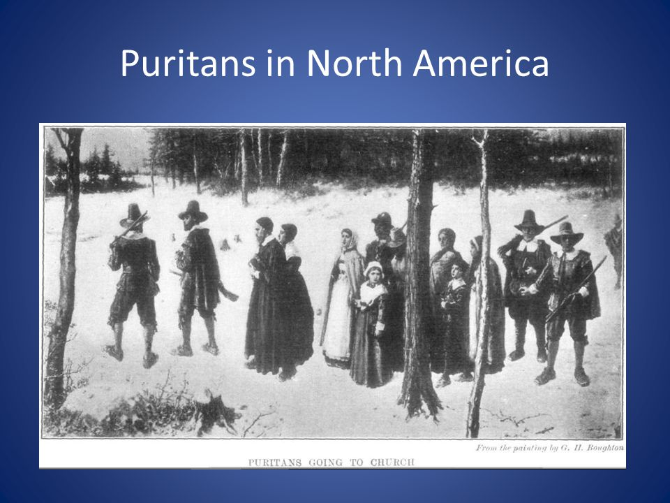 The first settlement of Puritans in North America was the Plymouth Colony in 1620.