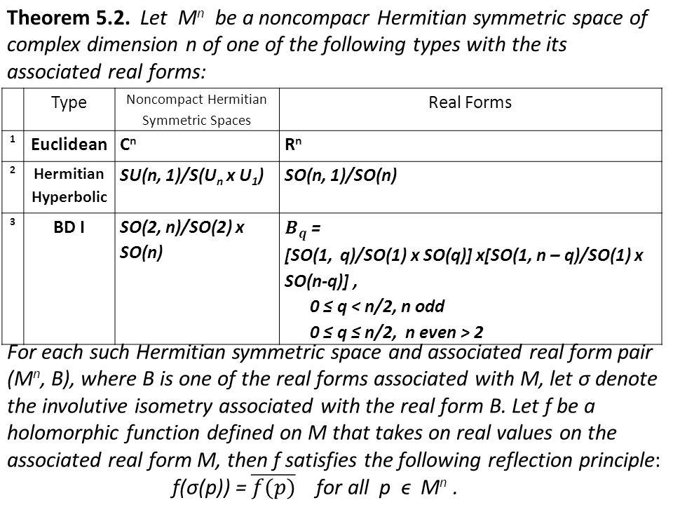 Theorem 5.2.