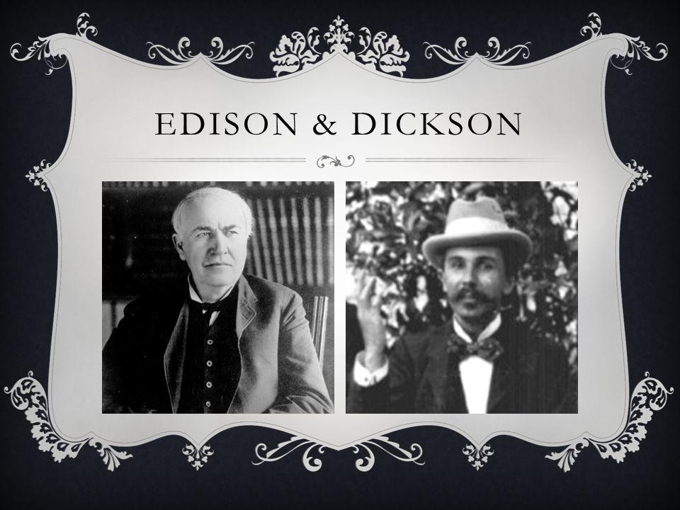 EDISON & DICKSON