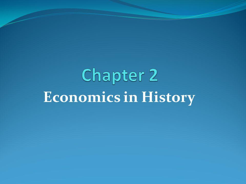 Economics in History