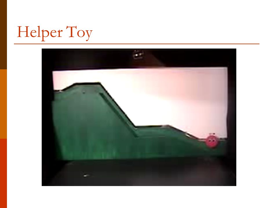Helper Toy